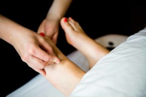 Reflexology Massage | Spa Services at Rapunzel's Salon & Spa | Canmore