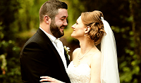 Bride and Groom - Wedding Spa Services - Rapunzel Salon & Spa - Canmore