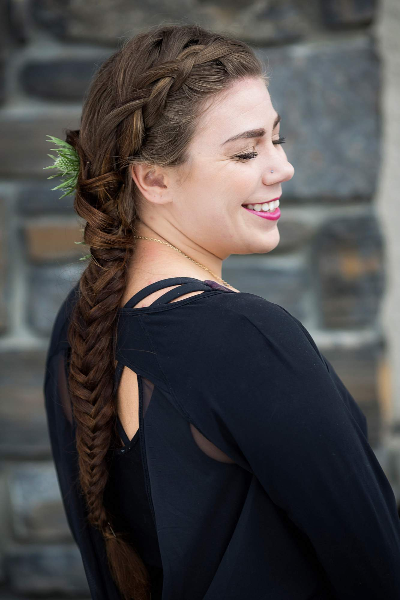 Unique Hair Styling and Bridal Hair - Rapunzels Salon and Spa - Canmore