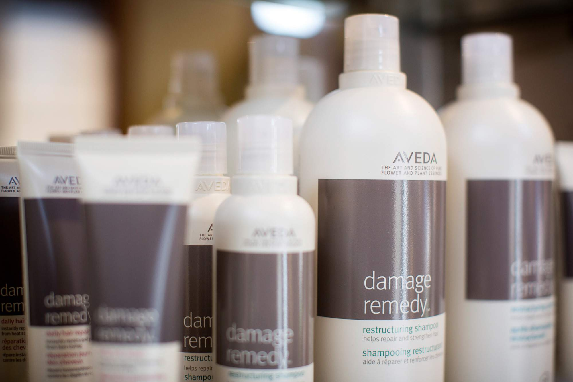 Aveda Damage Remedy - Salon Products - Rapunzels Salon and Spa - Canmore