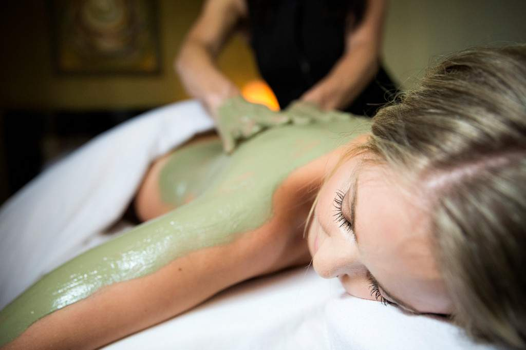 Aveda Body Wraps - Rapunzels Salon and Spa - Canmore