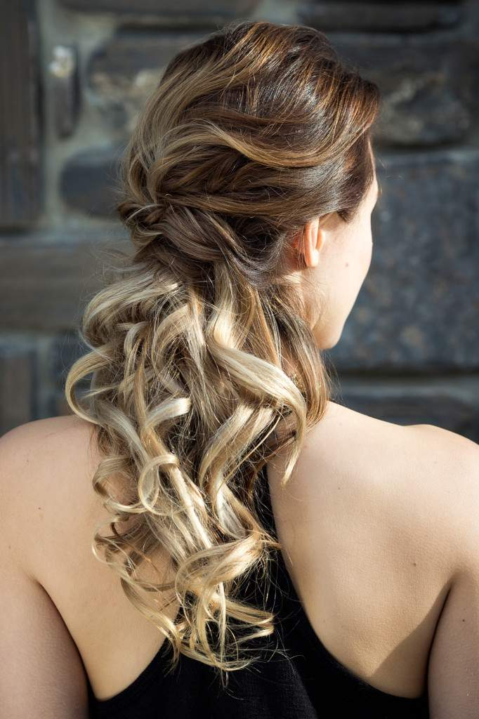 Bridal Hair Services with our talented stylists - Bridal Salon Services - Rapunzel Salon & Spa - Canmore