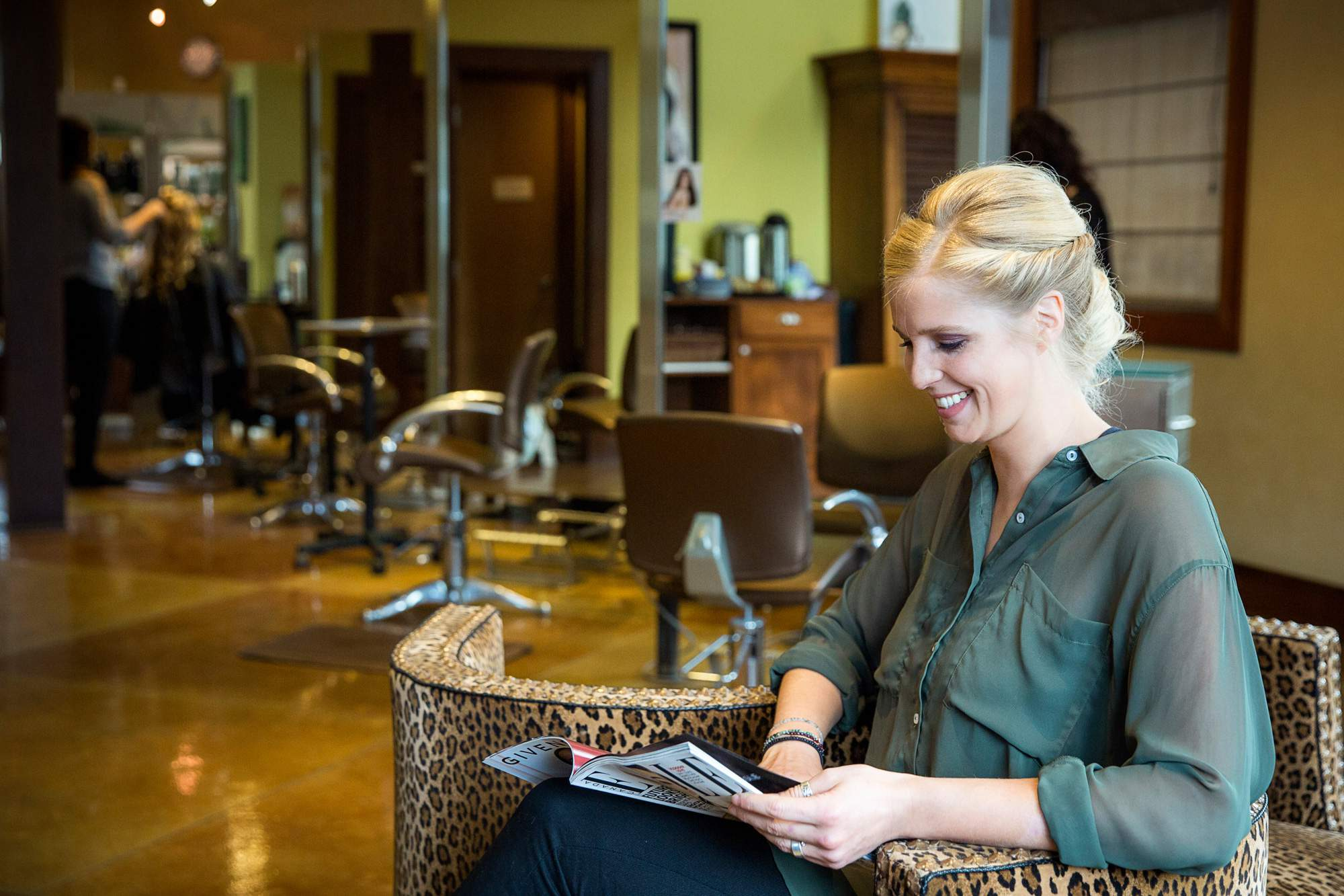 Relax and Enjoy yourself at Rapunzel Salon & Spa - Canmore
