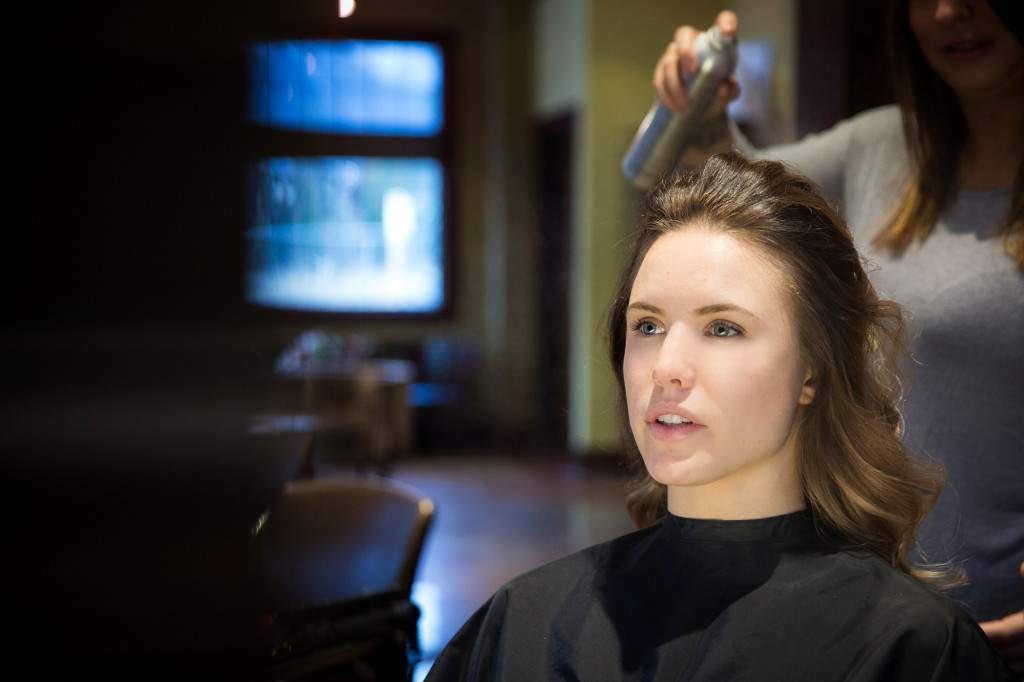 Hair Styling - Salon Services - Rapunzel Salon & Spa - Canmore