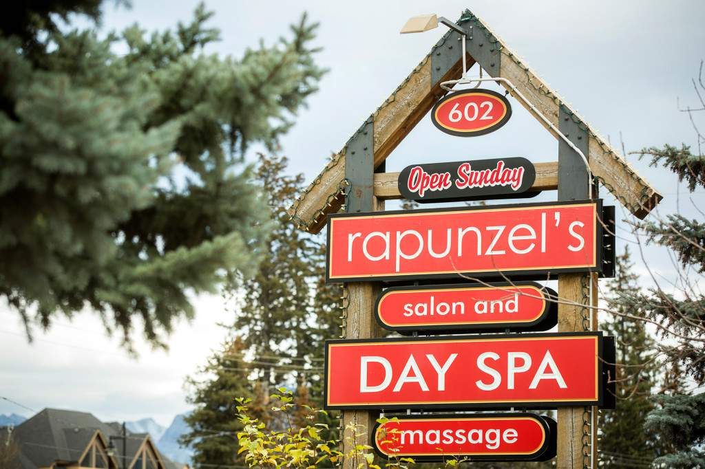 Rapunzel's AVEDA Salon & Day Spa