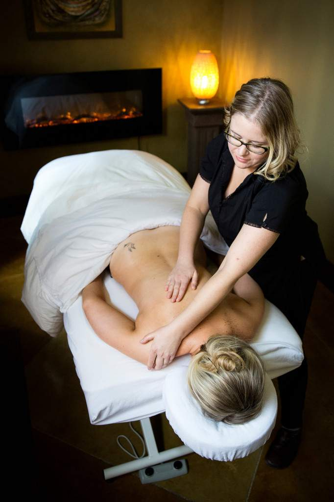 Relaxation Massage at Rapunzels in Canmore
