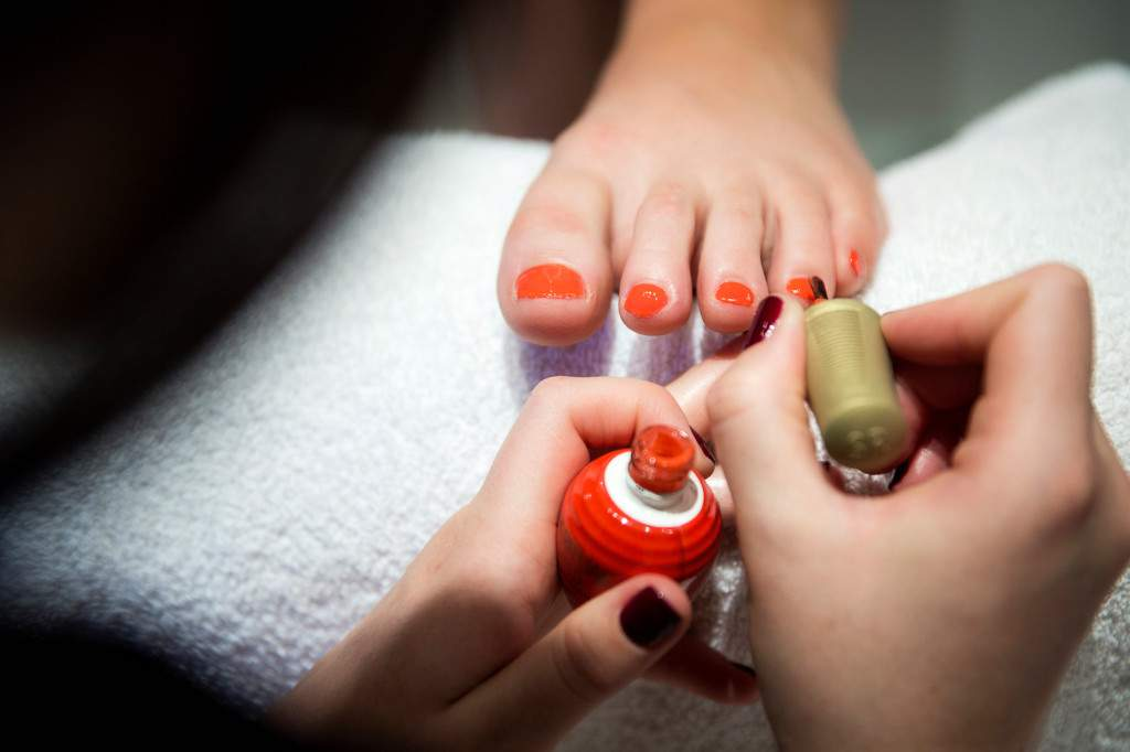 Spa Ritual Gold Pedicures - Rapunzels Salon and Spa - Canmore