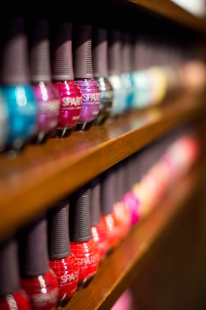 Spa Ritual Nail Polish - Spa services - Rapunzel Salon & Spa - Canmore