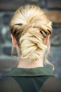 Updo Hairstyle Services - Rapunzel Salon & Spa - Canmore
